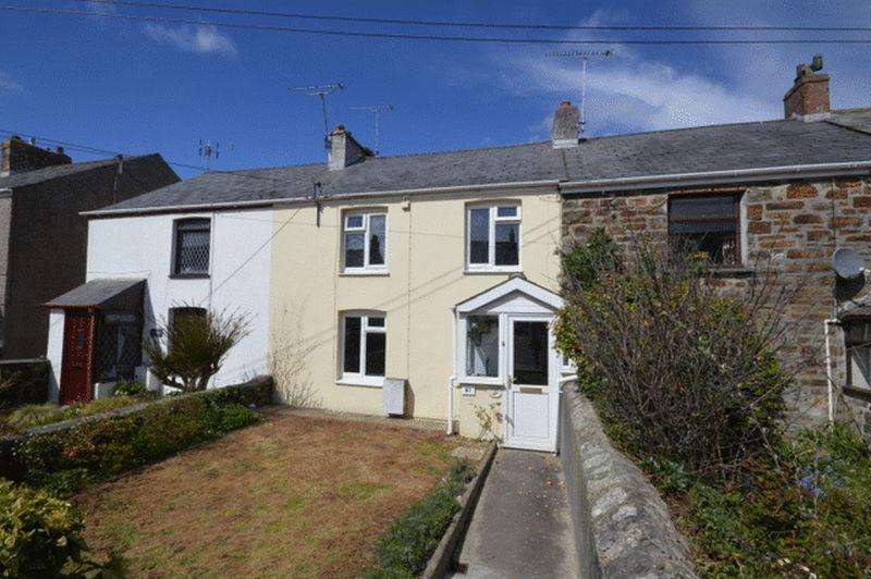 3 Bedrooms Cottage House for sale in Par Green, Par