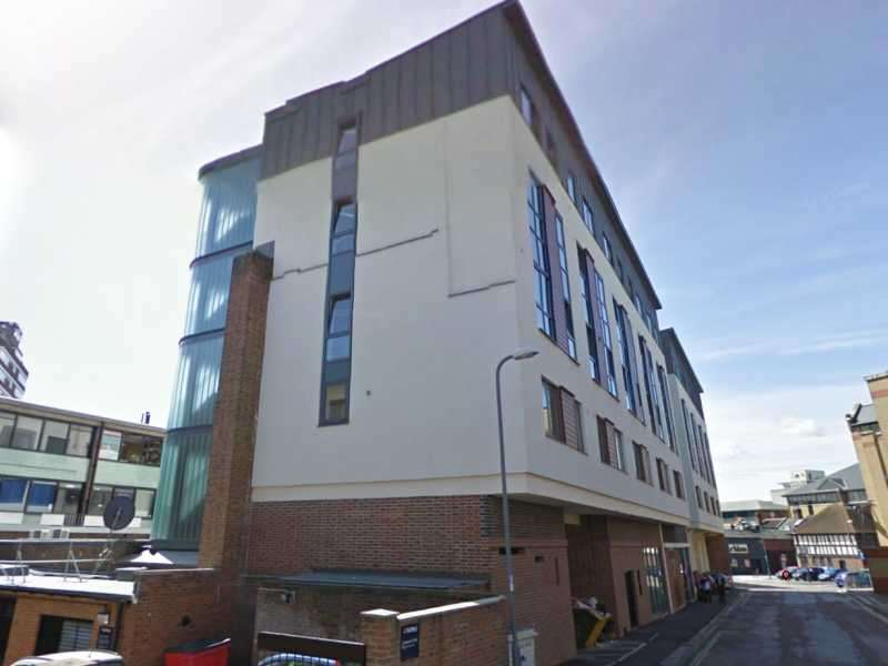 Studio Flat for rent in Salisbury Street, Southampton, SO15 2TZ