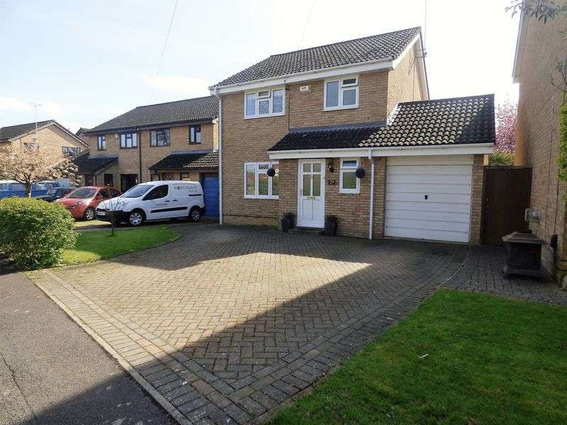3 Bedrooms Detached House for sale in Curtis Hayward Drive, Gloucester