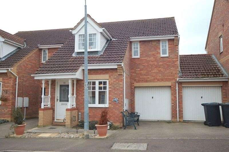 3 Bedrooms Semi Detached House for sale in Henley Way, Ely