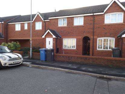 3 Bedrooms Semi Detached House for sale in Claude Street, Warrington, Cheshire, WA1