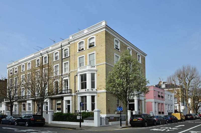 1 Bedroom Flat for sale in Cathcart Road, Chelsea, SW10