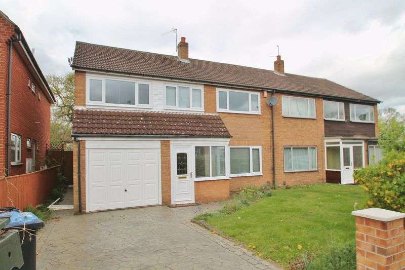 4 Bedrooms Semi Detached House for sale in Adcott Road, Middlesbrough