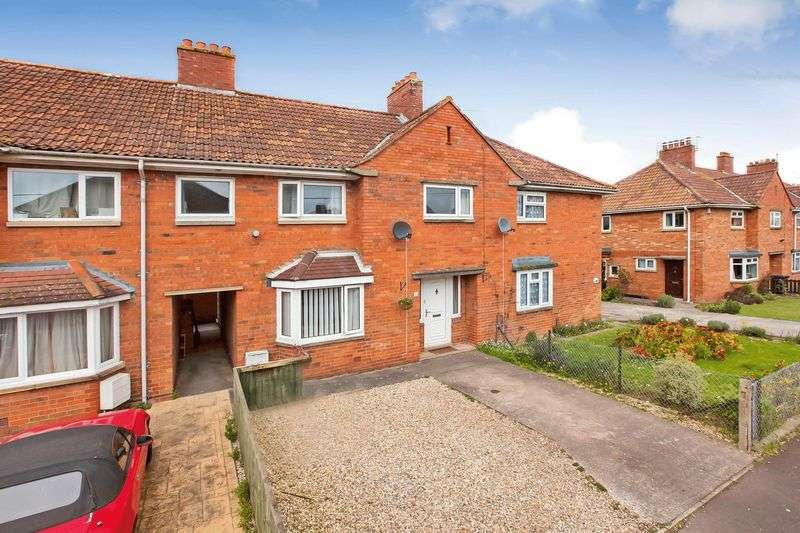 3 Bedrooms Terraced House for sale in Sunnymead, Bridgwater