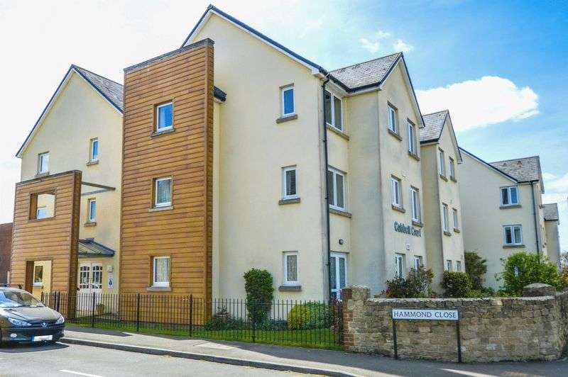 1 Bedroom Retirement Property for sale in Cobbett Court, Swindon, SN6 7AE