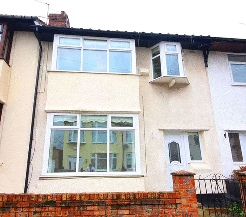 4 Bedrooms Terraced House for sale in Guernsey Road, Old Swan, Liverpool, L13