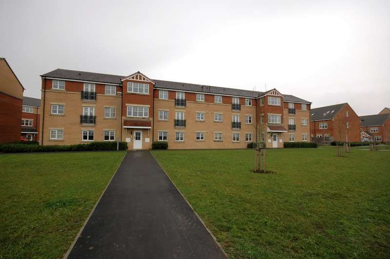 2 Bedrooms Apartment Flat for sale in Longleat Walk, Stockton-on-Tees, North Yorkshire, TS17