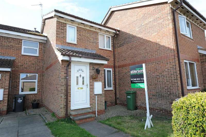 2 Bedrooms Terraced House for sale in Rowan Court, Catterick Village