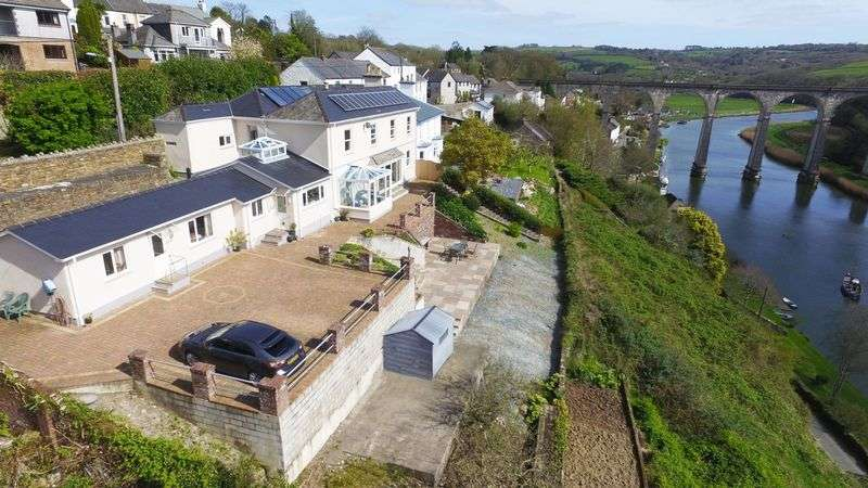 5 Bedrooms Semi Detached House for sale in Higher Kelly, Calstock