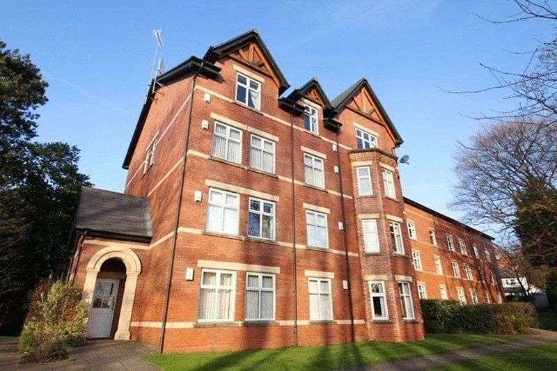 2 Bedrooms Flat for sale in Grosvenor Court, Mossley Hill, Liverpool, L18