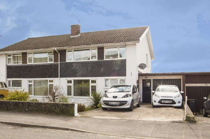 4 Bedrooms Semi Detached House for sale in Anthony Drive, Newport