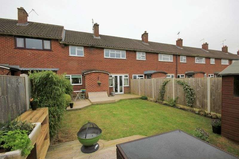 3 Bedrooms Terraced House for sale in Ash Road, Stone
