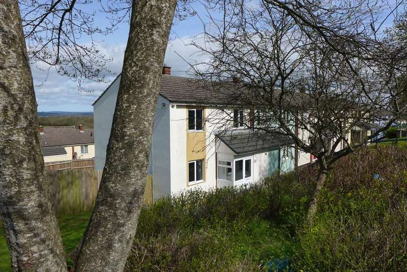 3 Bedrooms End Of Terrace House for sale in Trafalgar Road, Haverfordwest