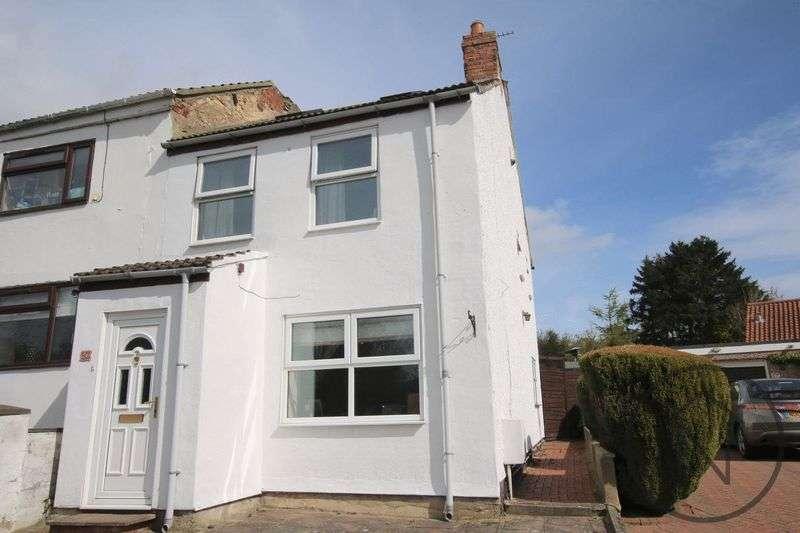 3 Bedrooms Semi Detached House for sale in Northside, Middridge, Newton Aycliffe