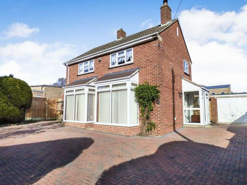 3 Bedrooms Detached House for sale in Eastbourne Road, Trowbridge
