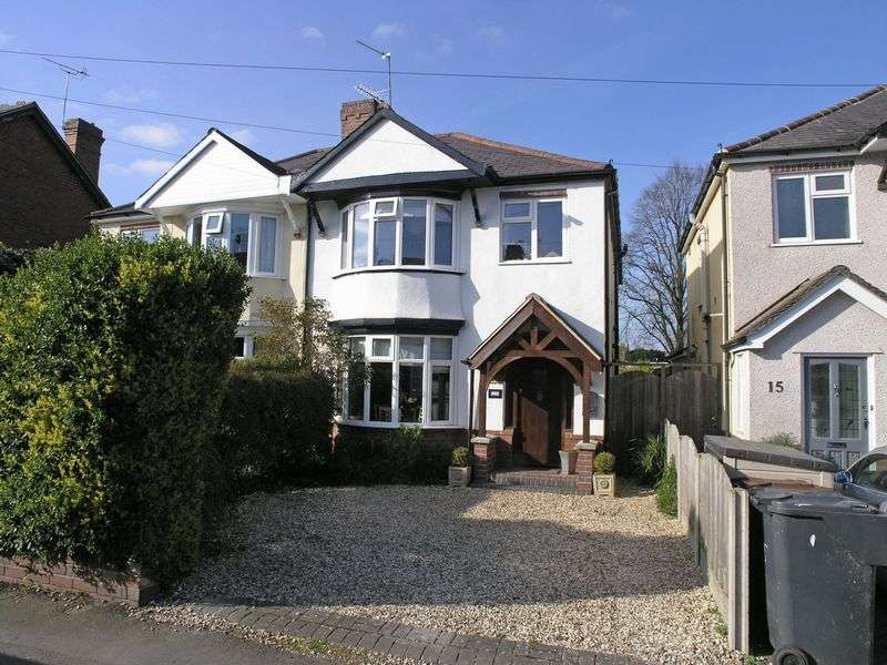 4 Bedrooms Semi Detached House for sale in HAGLEY, Church Street