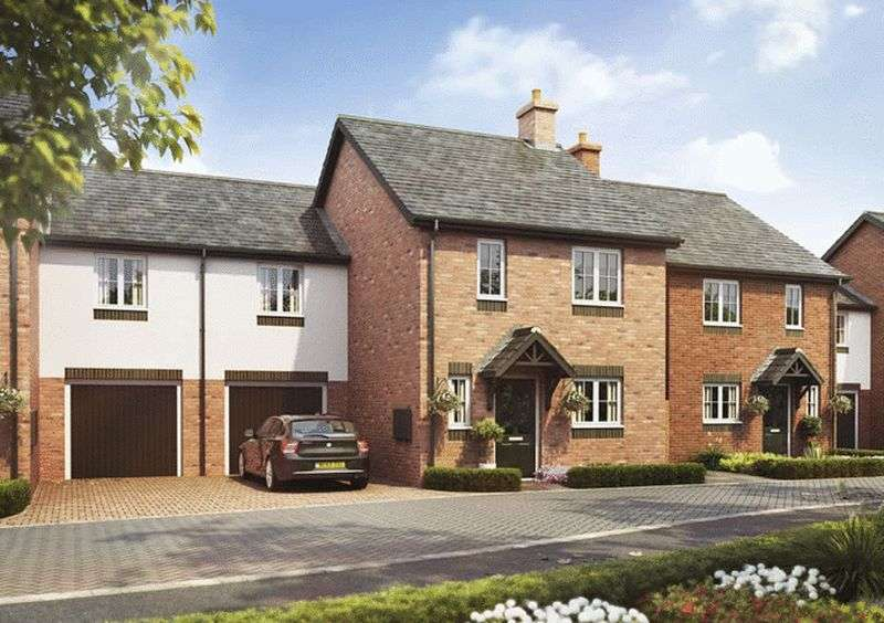 3 Bedrooms Detached House for sale in Plot 133, The Laurel, Barley Fields, Uttoxeter
