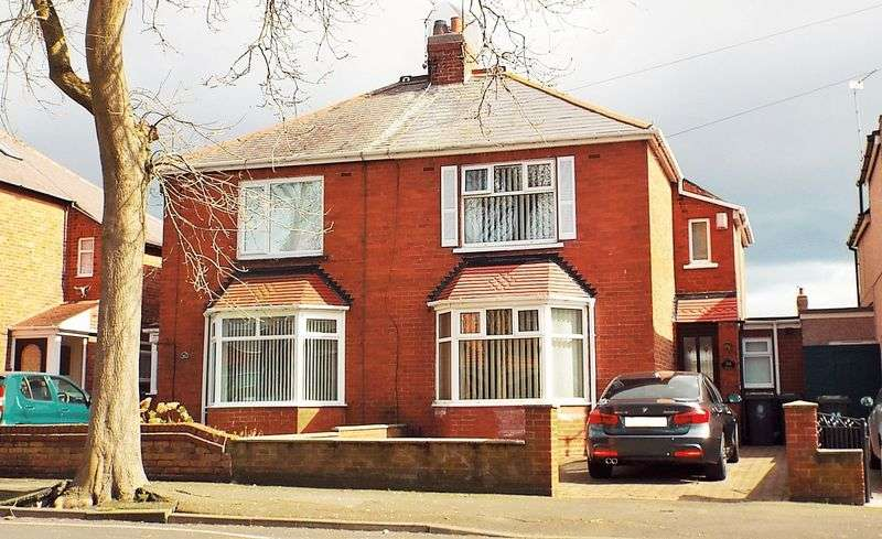2 Bedrooms House for sale in Hollywell Road, North Shields