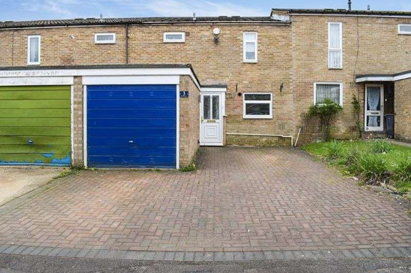 3 Bedrooms Terraced House for sale in Tasmania Close, Basingstoke