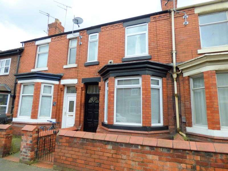 Property for sale in Norris Street, Warrington