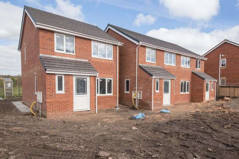 3 Bedrooms Detached House for sale in Plot 4, Caunce Road, Wigan