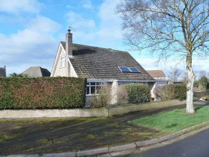 3 Bedrooms Detached House for sale in Claremont Road, Burgh Le Marsh, Skegness