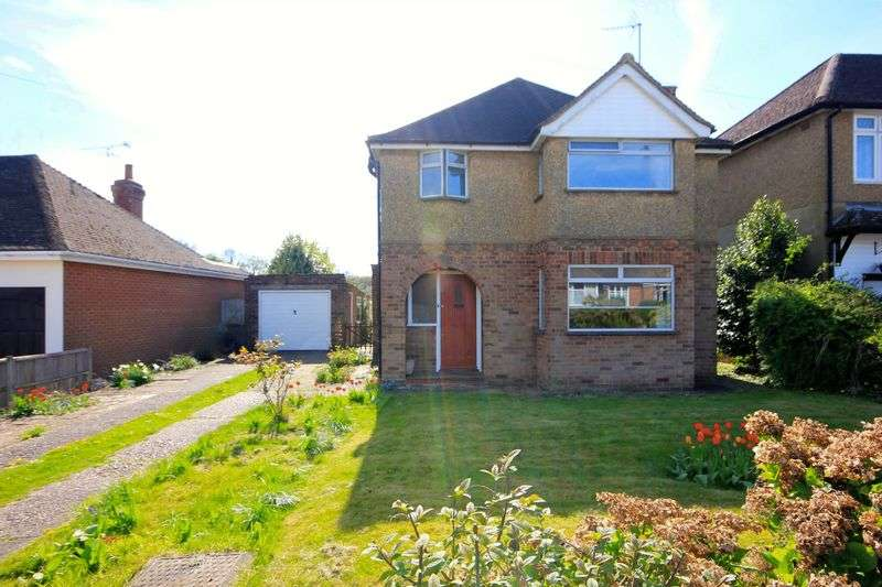3 Bedrooms Detached House for sale in Chaul End Road, Caddington