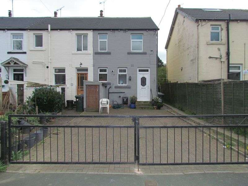 2 Bedrooms Terraced House for sale in Ash Grove, Bingley