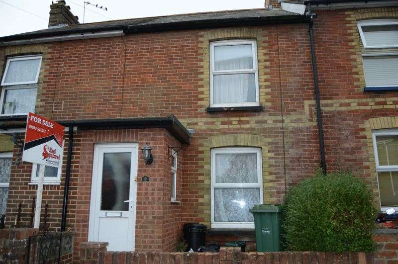 2 Bedrooms Terraced House for sale in Catherine Terrace, Newport