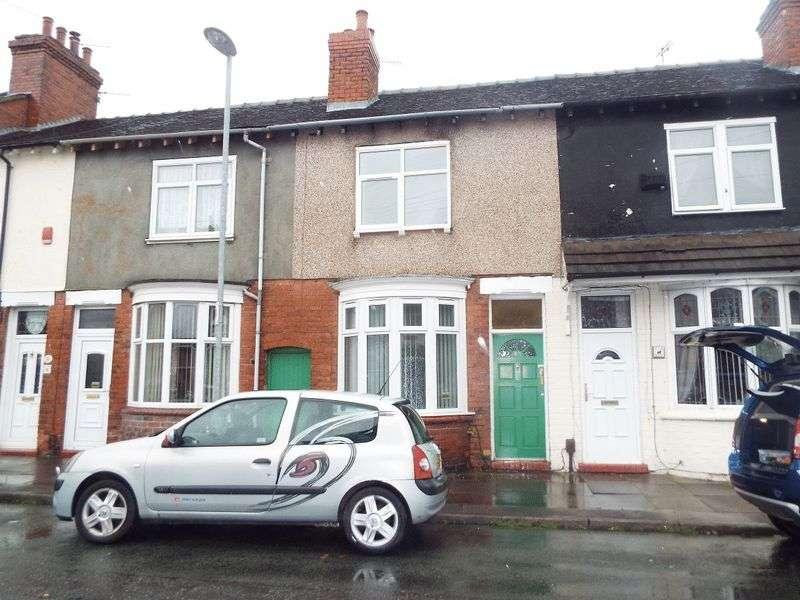 2 Bedrooms Terraced House for sale in Austin Street, Hanley, Stoke-On-Trent