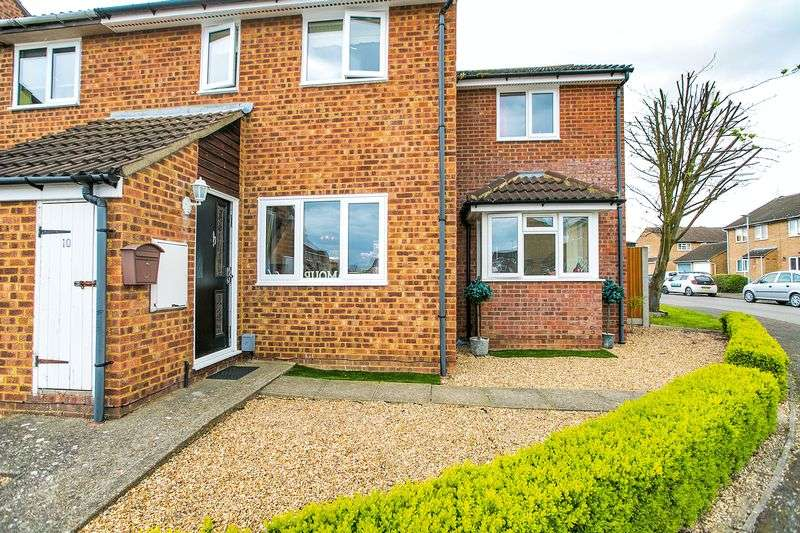 4 Bedrooms Terraced House for sale in Gulliver Close, Kempston