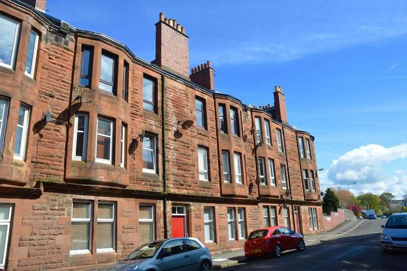 2 Bedrooms Flat for sale in Craigie Avenue, Ayr, Ayrshire, KA8 0EQ