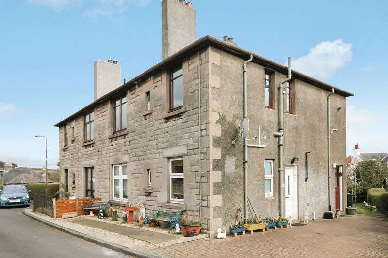2 Bedrooms Flat for sale in 38 Philip Avenue, Linlithgow