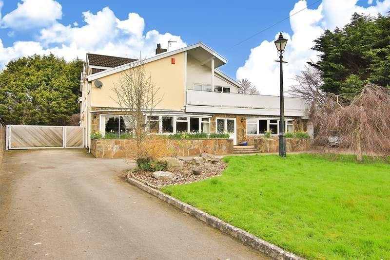 5 Bedrooms Detached House for sale in Boverton Road, Llantwit Major