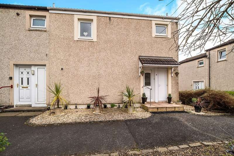 2 Bedrooms Property for sale in Lilac Place, Abronhill, Cumbernauld, G67