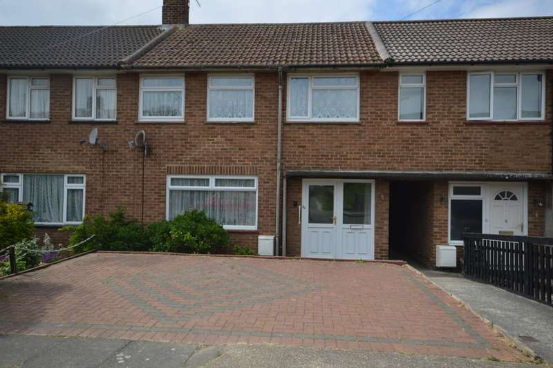 3 Bedrooms Semi Detached House for sale in Hampshire Road, Canterbury, CT1