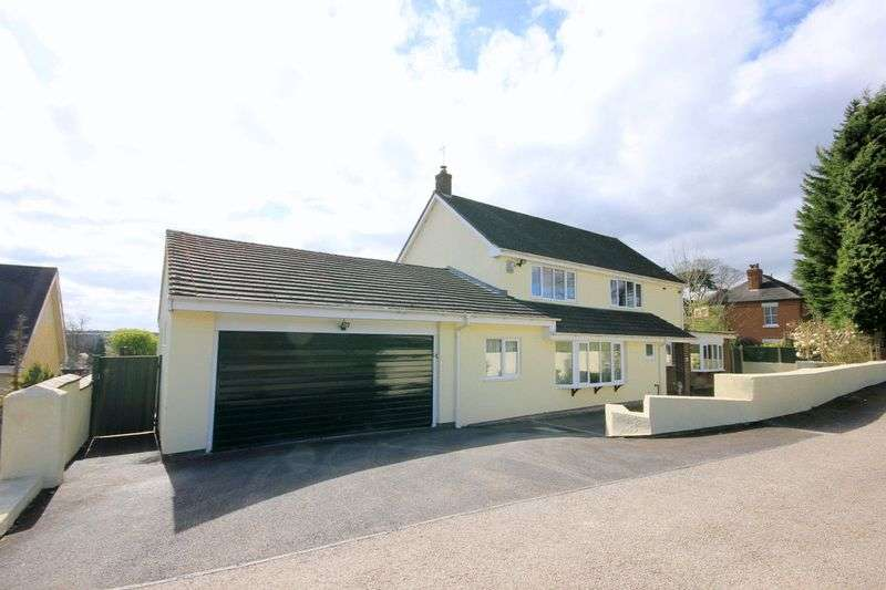 5 Bedrooms Detached House for sale in Cherry Orchard, Stone