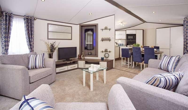 2 Bedrooms Property for sale in Atlas Portfolio, Morecambe, LA3 3DF