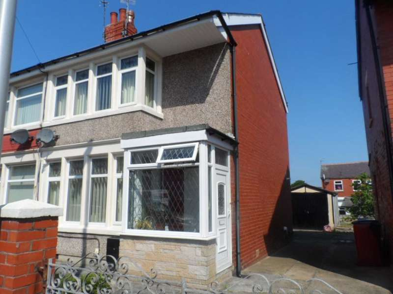 2 Bedrooms Property for sale in 67, Blackpool, FY3 8JL
