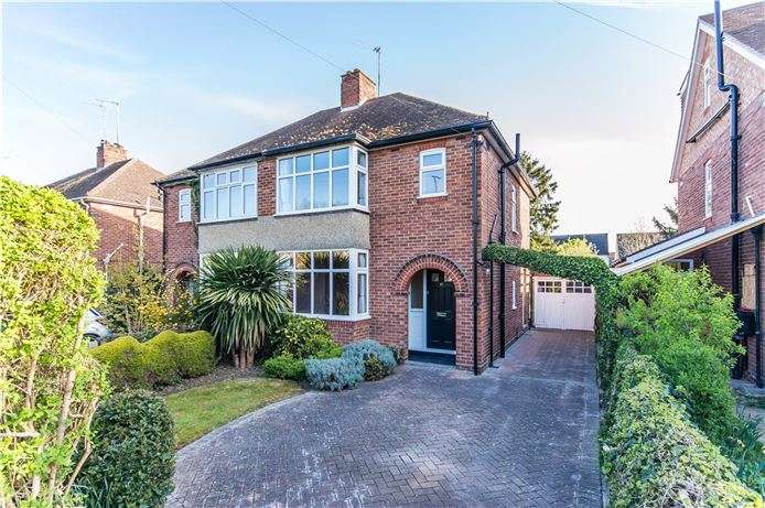 3 Bedrooms Semi Detached House for sale in Thornton Road, Girton, Cambridge
