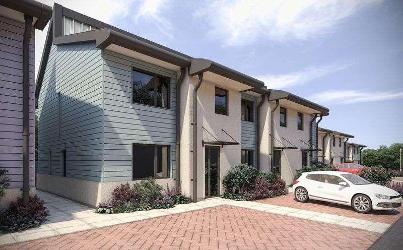 3 Bedrooms Terraced House for sale in Fairglen, Hayle