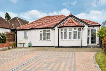 3 Bedrooms Bungalow for sale in Woodmere Avenue, Shirley, Croydon
