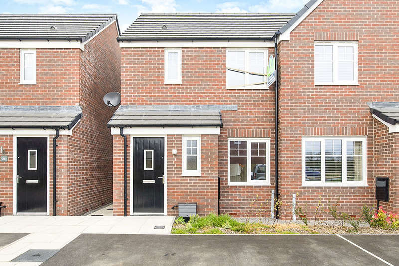 2 Bedrooms Semi Detached House for sale in Went Meadows Close, Dearham, Maryport, CA15