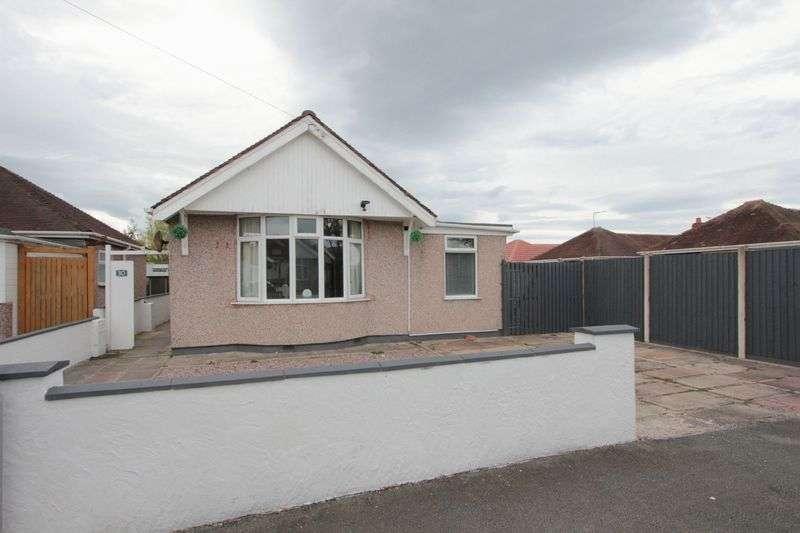 3 Bedrooms Detached Bungalow for sale in Handsworth Crescent, Rhyl