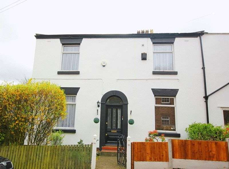 2 Bedrooms Semi Detached House for sale in Sandfield Road, Gateacre, Liverpool, L25