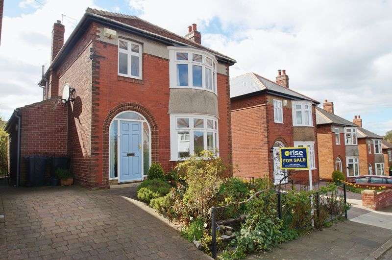 3 Bedrooms Detached House for sale in Springwell Avenue, North End