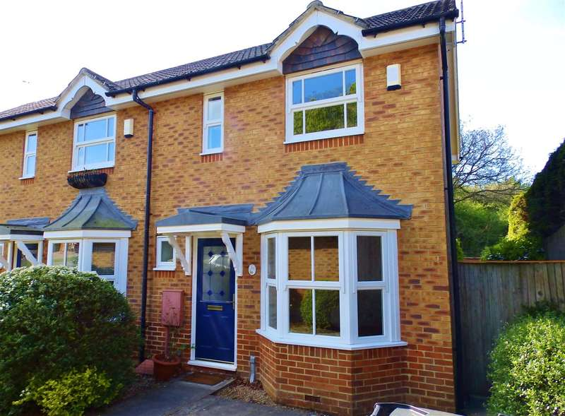 2 Bedrooms End Of Terrace House for sale in Shipley Mill Close, Stone Cross, Pevensey