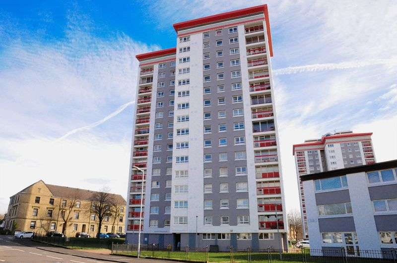 1 Bedroom Flat for sale in 1c Hamilton Court, Paisley