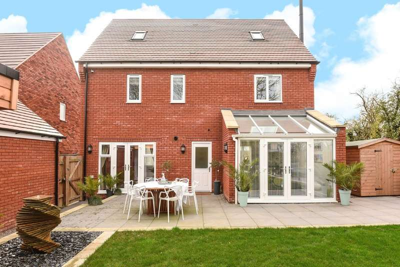 4 Bedrooms Detached House for sale in Stoke Orchard