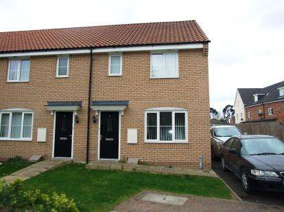 3 Bedrooms Semi Detached House for sale in Red Lodge, Bury St. Edmunds, Suffolk
